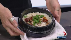 Saturday Chef: Chinese claypot rice